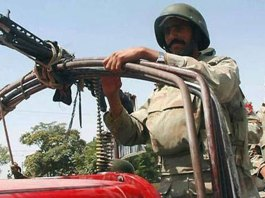 Security forces arrest two terrorists in Dera Bugti   Khyber News