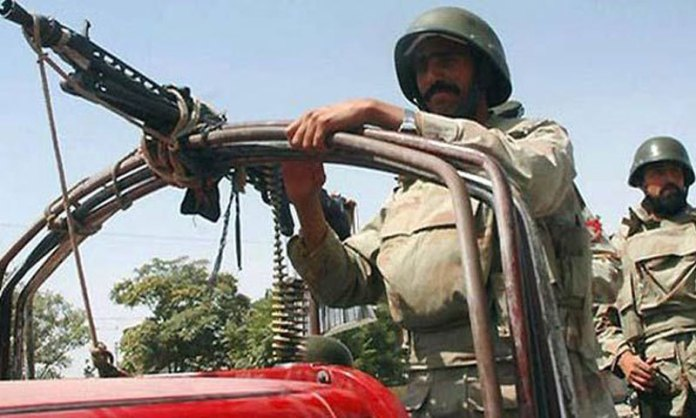 security forces foil terror bid in Balochistan