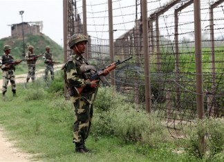 Two soldiers martyred in Indian firing along LoC: ISPR