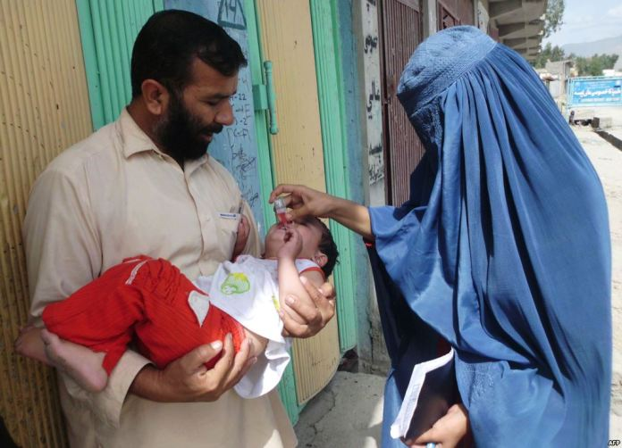 Anti-polio drive begins in Khyber, Mohmand agencies