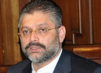 Chief Justice takes notice of shifting of Sharjeel Memon from prison to hospital
