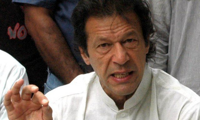 Scared of army, Nawaz secretly held meeting with Modi: Imran Khan