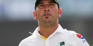Yasir Shah ruled out of Tests series against Ireland and England