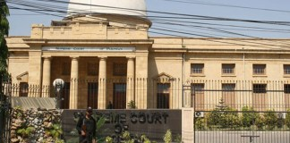 Supreme Court Karachi registry