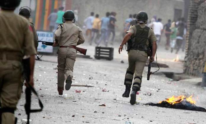Indian troops martyr four Kashmiris in Iok's Shopian district