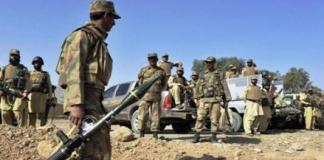 One soldier martyred, 2 injured in South Waziristan attack