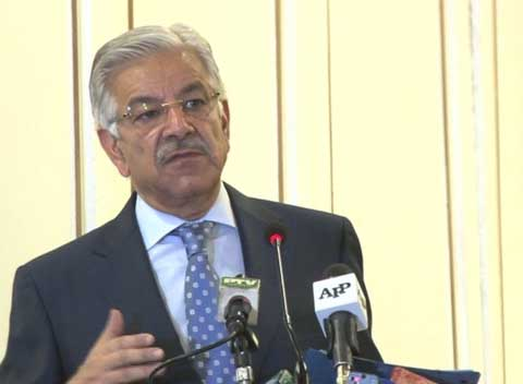 Khawaja Asif to attend SCO FMs meeting on Sunday