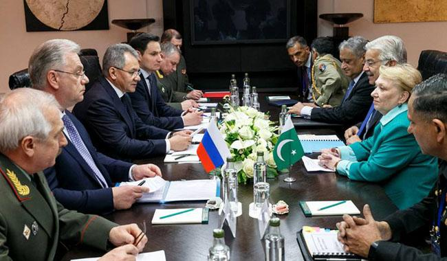 Pakistan asks Russia to help stabilize Afghanistan - Khyber