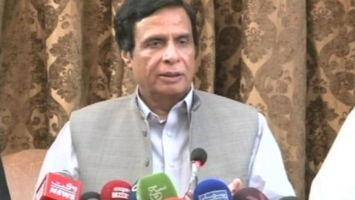 PM Imran and PML-Q share vision to serve masses: Pervaiz Elahi