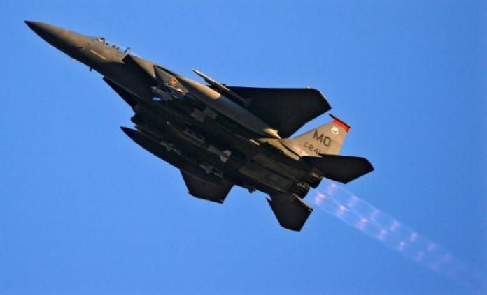 US airstrikes in Afghanistan against opium