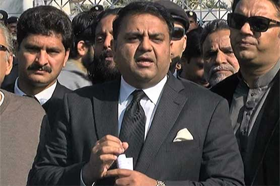 LHC allows Fawad Chaudhry to contest elections