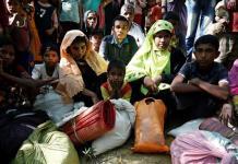 Myanmar blames Bangladesh for delay in return of Rohingya Muslims
