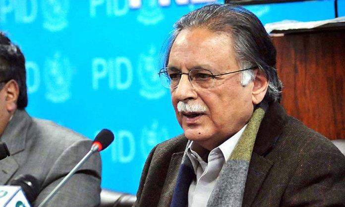 PM Khan and FM Qureshi pursuing different foreign policies: Pervaiz Rasheed