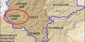 SHO, Constable embraced martyrdom in Lower Dir blast