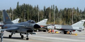 Pak-China joint air exercise