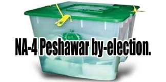 NA-4 Peshawar by-polls