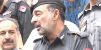 IGP Salahuddin Mehsud