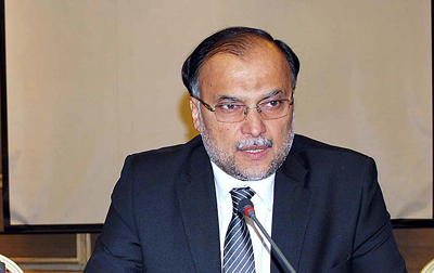"US unilateral action in Pakistan to be ""red line"" for both countries: Ahsan"