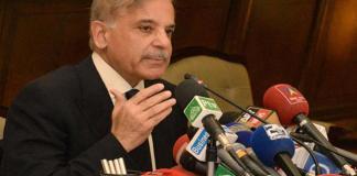 Shehbaz Sharif apologizes from leading Azadi March