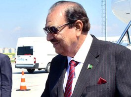 President Mamnoon arrives in Dushanbe today on official visit