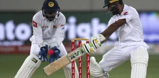 Pakistan-Sri Lanka Test series