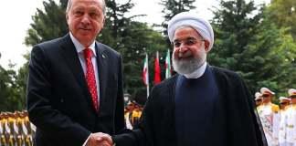 Hassan Rouhani-Tayyep Erdogan