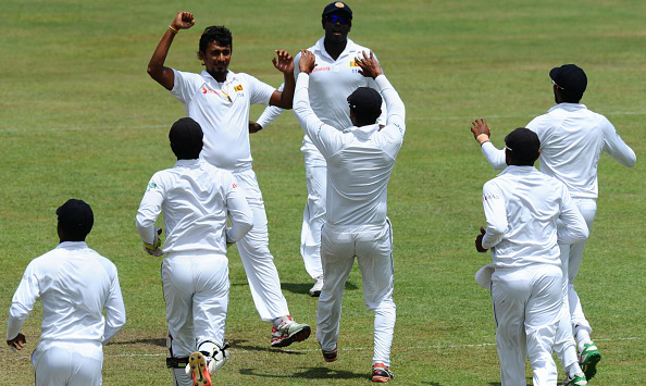 Sri Lanka beat Pakistan in first Test at Abu Dhabi