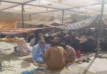 Shia pilgrims stuck at Taftan border