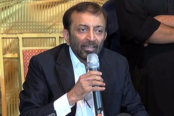 Farooq Sattar MQM-P
