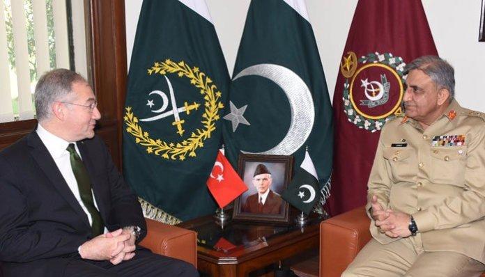 Turkish Ambassador calls on COAS