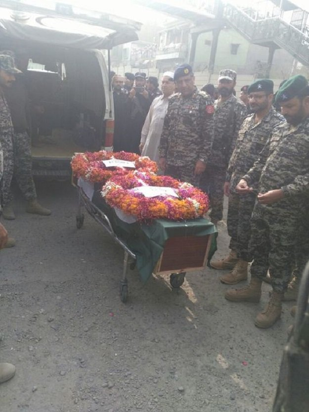 Rana Nayyar body handed over to Pakistani authorities at Torkham border