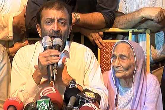 MQM-P chief Farooq Sattar