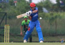 Pakistan Vs Afghanistan U-19 Asia Cup final