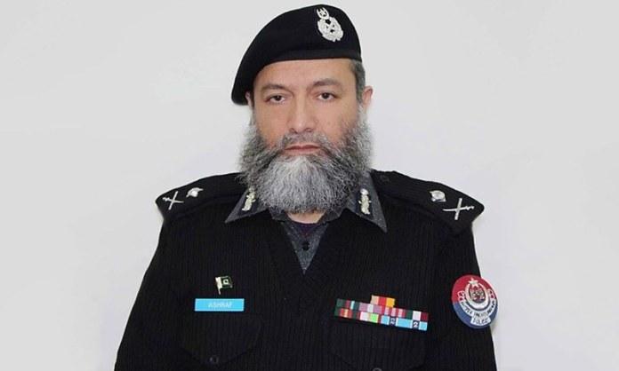 AIG Ashraf Noor martyred