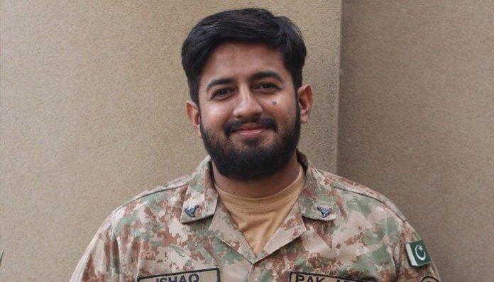 Major Ishaq martyred in DI Khan operation