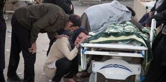Earthquake in Iraq and Iran
