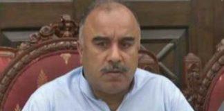KP Minister Shah Farman