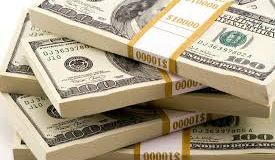 Dollar rate surges by 45 paisa in interbank market