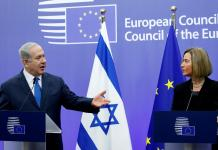 EU tells Netanyahu it rejects Trump's Jerusalem move