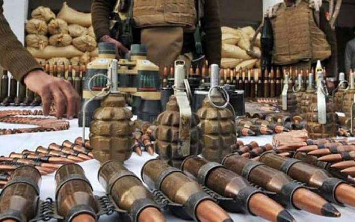 Police foil terror attempt in Katlang area of Mardan