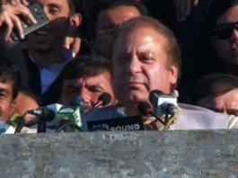 Nawaz Sharif address PML-N rally in Haripur