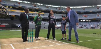 Pakistan win toss, decides to bat in second T20I against NZ