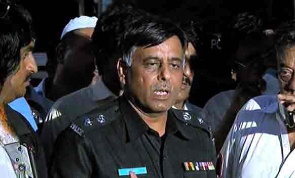 SSP Rao Anwar attack