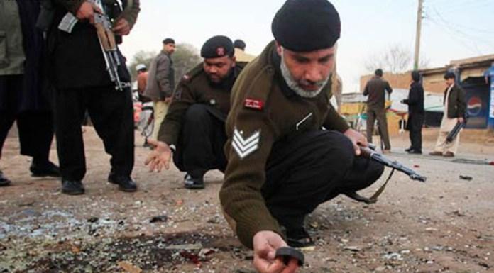 Six killed in roadside bomb blast in Kurram Agency