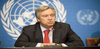 UN chief slams suicide attack on Afghan religious scholars