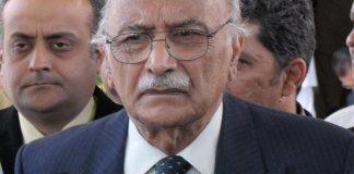 Asghar Khan