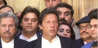 Imran Khan demands immediate FATA-KP merger, slams Fazlur Rehman