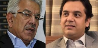 PTI requests NAB to initiate money-laundering probe against Khawaja Asif