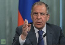 Russia will expel British diplomats too: Lavrov
