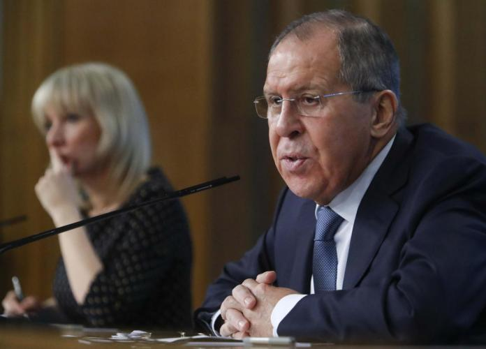 Russia will not support U.S. bid to change Iran nuclear deal: Lavrov
